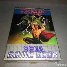 Videojuegos y Consolas: DEFENDERS OF OASIS -SEGA EUROPE -GAME GEAR 671256650/1992 NEW/OLD STOCK RARE!!!!. Lote 98206447