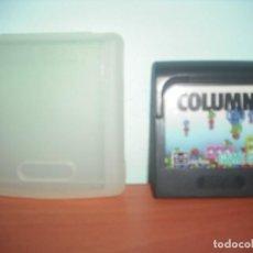 Videojuegos y Consolas: COLUMNS DE LA SEGA GAMEGEAR CON SU CAJA PROTECTORA DE PLASTICO. Lote 98389083