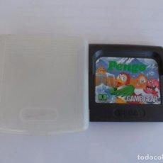 Videojuegos y Consolas: SEGA GAME GEAR PENGO PAL. Lote 99149911