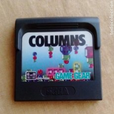 Videojuegos y Consolas: COLUMNS GAMEGEAR. Lote 101772811