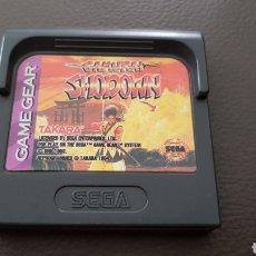 Videojuegos y Consolas: SEGA GAMEGEAR SAMURAI SHODOWN. Lote 102535558