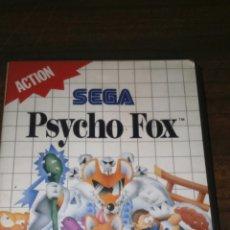 Videojuegos y Consolas: PSYCHO FOX DE SEGA. Lote 103606528