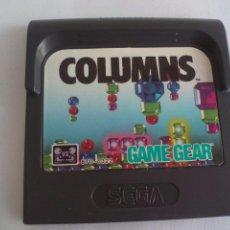 Videojuegos y Consolas: JUEGO PARA LA CONSOLA SEGA GAMEGEAR. COLUMNS. GAME GEAR. Lote 104236763