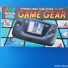 Videojuegos y Consolas: SEGA - CONSOLA PORTÁTIL GAME GEAR (HGG-3210) GG - VERSIÓN JAPONESA - CAJA Y CONTENIDO ORIGINAL. Lote 105667019