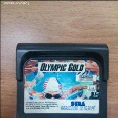 Videojuegos y Consolas: OLYMPIC GOLD - SEGA GAME GEAR - GG. Lote 106044463