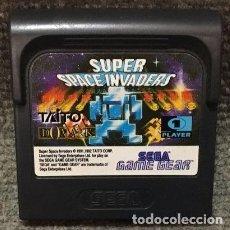 Videojuegos y Consolas: SUPER SPACE INVADERS·GAME GEAR. Lote 111495691