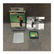Videojuegos y Consolas: WORLD CLASS LEADERBOARD·GAME GEAR. Lote 111496071