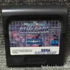 Videojuegos y Consolas: WWF RAW·GAME GEAR. Lote 111496335