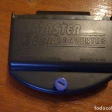 Videojuegos y Consolas: MASTER GEAR CONVERTER PARA GAME GEAR. Lote 111612095