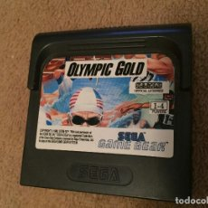 Videojuegos y Consolas: OLYMPIC GOLD SEGA GAME GEAR GAMEGEAR GG KREATEN. Lote 112603943