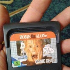 Videojuegos y Consolas: JUEGO GAME GEAR SOLO EN CASA. Lote 112770411