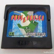 Videojuegos y Consolas: JUEGO SEGA GAME GEAR PUTT & PUTTER. Lote 190166771