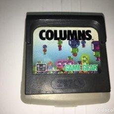 Videojuegos y Consolas: JUEGO COLUMNS DE GAMEGEAR GAME GEAR. Lote 114732139
