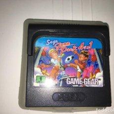 Videojuegos y Consolas: JUEGO SEGA GAME PACK 4 EN 1 DE GAMEGEAR GAME GEAR. Lote 114732471