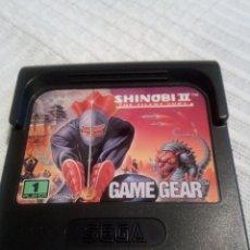 Videojuegos y Consolas: SHINOBI II (2) GAME GEAR. Lote 115407423