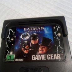 Videojuegos y Consolas: BATMAN RETURNS GAME GEAR. Lote 115408207