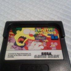 Videojuegos y Consolas: SIMPSONS KRUSTY FUN HOUSE GAME GEAR. Lote 115411663