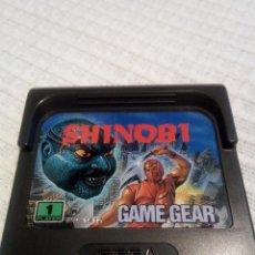 Videojuegos y Consolas: SHINOBI GAME GEAR. Lote 115412195