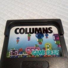 Videojuegos y Consolas: COLUMNS GAME GEAR. Lote 115412287