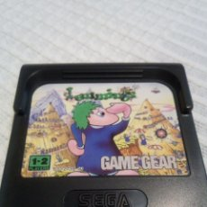 Videojuegos y Consolas: LEMMINGS GAME GEAR. Lote 115412371
