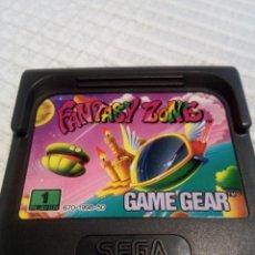 Videojuegos y Consolas: FANTASY ZONE GAME GEAR. Lote 115412707