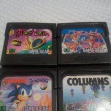 Videojuegos y Consolas: PACK JUEGOS GAME GEAR. Lote 115412947