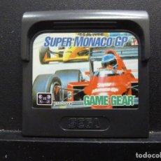 Videojuegos y Consolas: JUEGO PARA - SEGA - GAME GEAR - SUPER MONACO GP. Lote 115571883
