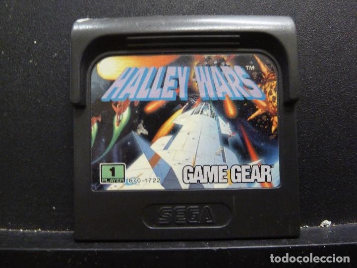 JUEGO PARA - SEGA - GAME GEAR - HALLEY WARS (Juguetes - Videojuegos y Consolas - Sega - GameGear)