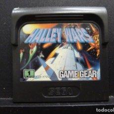 Videojuegos y Consolas: JUEGO PARA - SEGA - GAME GEAR - HALLEY WARS. Lote 115573019