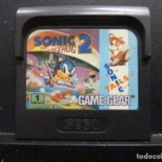 Videojuegos y Consolas: JUEGO PARA - SEGA - GAME GEAR - SONIC 2. Lote 115573139