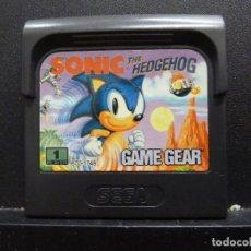 Videojuegos y Consolas: JUEGO PARA - SEGA - GAME GEAR - SONIC. Lote 115613471
