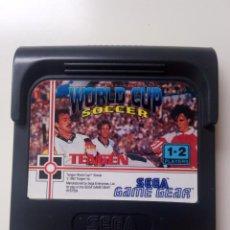 Videojuegos y Consolas: WORLD CUP SOCCER GAME GEAR. Lote 116204167