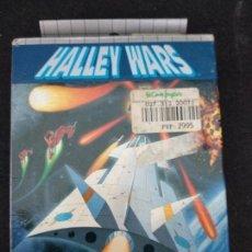 Videojuegos y Consolas: SEGA GAME GEAR HALLEY WARS CAJA E INSTRUCCIONES. Lote 118709311