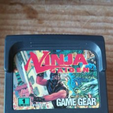 Videojuegos y Consolas: NINJA GAIDEN GAME GEAR. Lote 119084279