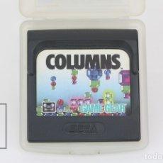 Jeux Vidéo et Consoles: JUEGO SEGA - COLUMNS - GAME GEAR - CON FUNDA. Lote 119105696