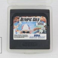 Videojuegos y Consolas: JUEGO SEGA - OLYMPIC GOLD - GAME GEAR - CON FUNDA. Lote 119105735