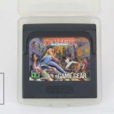 Videojuegos y Consolas: JUEGO SEGA - STREETS OF RAGE - GAME GEAR - CON FUNDA. Lote 119105963