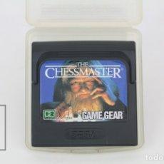 Videojuegos y Consolas: JUEGO SEGA - THE CHEESSMASTER - GAME GEAR - CON FUNDA. Lote 119106000