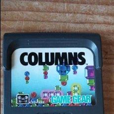 Videojuegos y Consolas: COLUMNS SEGA GAME GEAR. Lote 119084039