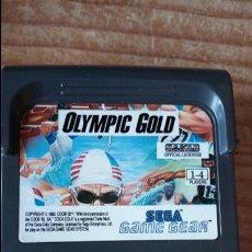 Videojuegos y Consolas: OLYMPIC GOLD GAME GEAR. Lote 119084151