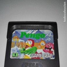Videojuegos y Consolas: JUEGO SEGA GAMEGEAR GAME GEAR PENGO. Lote 120917507