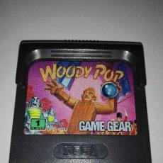 Videojuegos y Consolas: JUEGO SEGA GAMEGEAR GAME GEAR WOODY POP. Lote 120917739