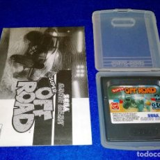 Videojuegos y Consolas: SEGA GAME GEAR - SUPER OFF ROAD - BOX 8. Lote 121823655