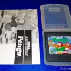 Videojuegos y Consolas: SEGA GAME GEAR - PENGO - BOX 8. Lote 121823687
