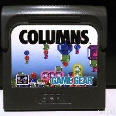 Videojuegos y Consolas: COLUMNS SEGA GAME GEAR. Lote 127149199