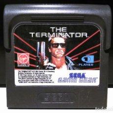 Videojuegos y Consolas: THE TERMINATOR SEGA GAME GEAR. Lote 127150211