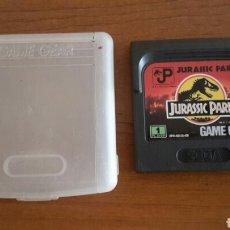 Videojuegos y Consolas: JUEGO GAME GEAR , JURASSIC PARK 1992. Lote 127562936