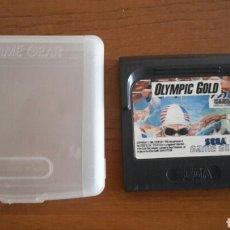Videojuegos y Consolas: JUEGO GAME GEAR , OLYMPIC GOLD. 1992. Lote 127563170