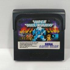 Videojuegos y Consolas: JUEGO SUPER SPACE INVADERS PARA SEGA GAME GEAR. Lote 127833588