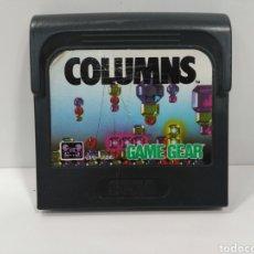 Videojuegos y Consolas: JUEGO COLUMNS PARA SEGA GAME GEAR. Lote 127837011